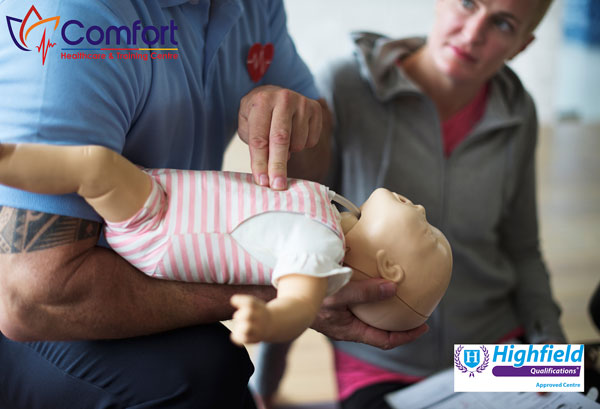 Highfild--Level2-Pediatric-Firstaid,CPR,-AED-managining-illness-course-in-Dubai